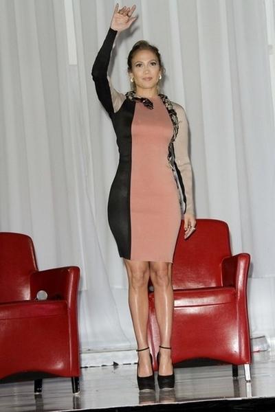 Jennifer Lopez w Lanvin (FOTO)