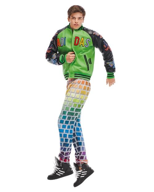 Jeremy Scott jeszcze raz dla Adidas Originals (FOTO)