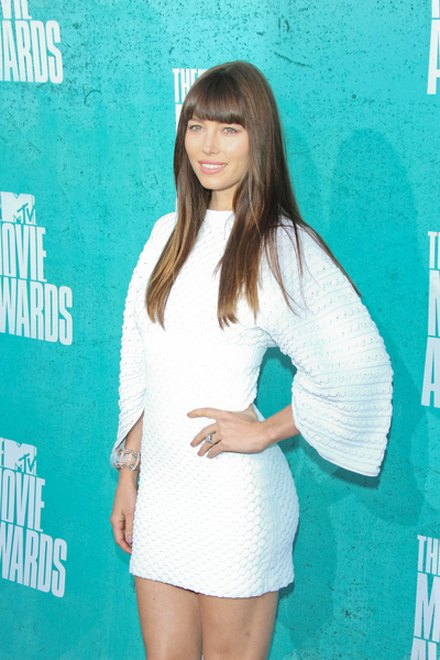 Kreacje na MTV Movie Awards (FOTO)/Jessica Biel