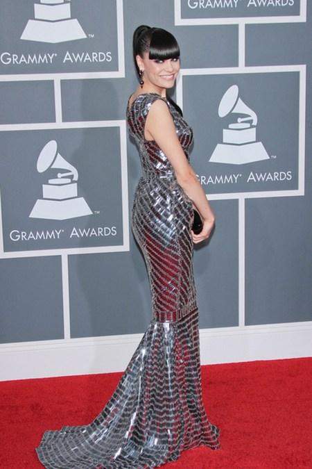 Jessie J Gwiazdy na gali Grammy