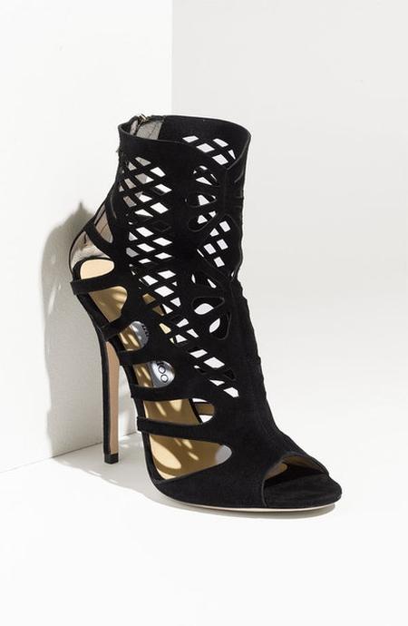 Kim Kardashian w fantastycznych butach Jimmy Choo (FOTO)