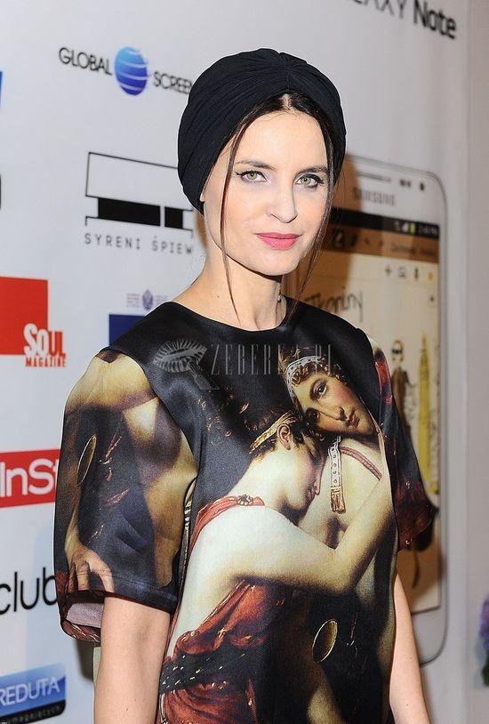 Joanna Horodyńska jak dzieło sztuki (FOTO)