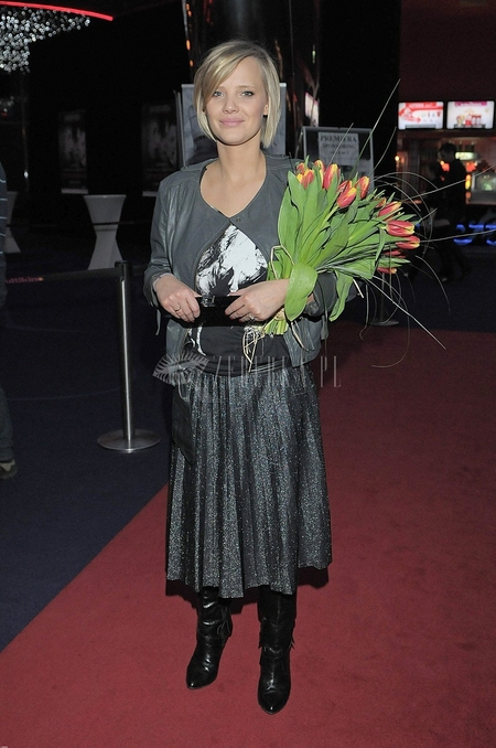 Joanna Kulig Premiera filmu Sponsoring