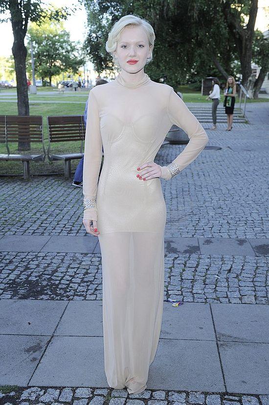 Lesz i Majstrak w sukienkach maxi (FOTO)