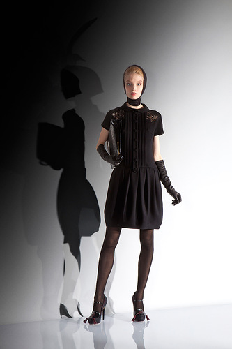 John Galliano - kolekcja Pre-Fall 2012