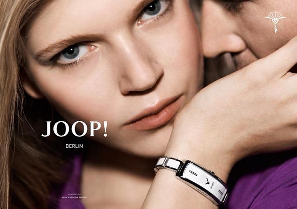 Polka twarzą wiosennej kolekcji Joop! Berlin