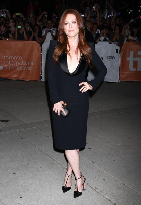 Julianne Moore w sukience Alexandra McQueena (FOTO)