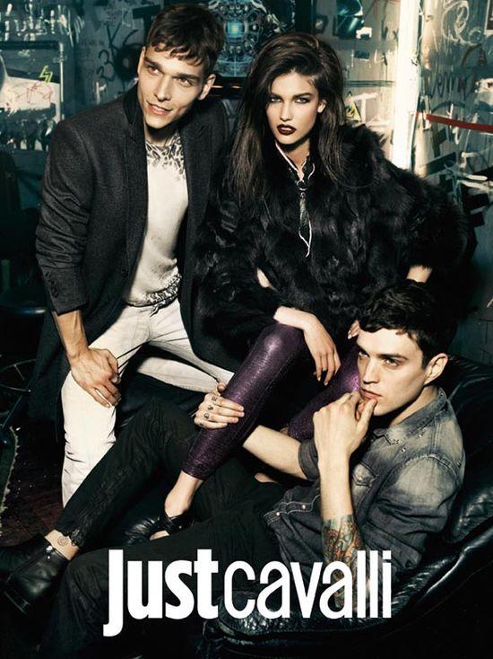 Just Cavalli Jesień 2012 (FOTO)