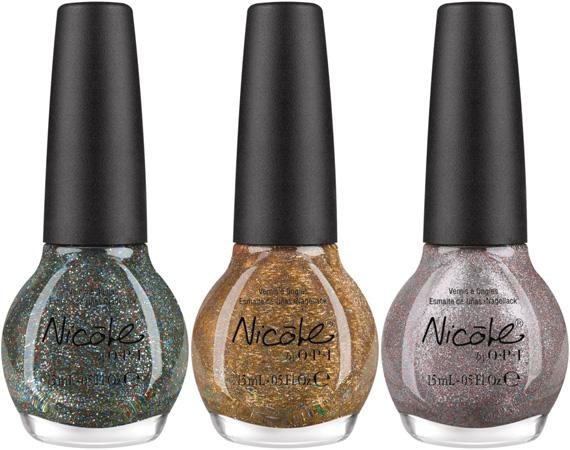 Lakiery do paznokci Kardashian Kolor dla Nicole by OPI