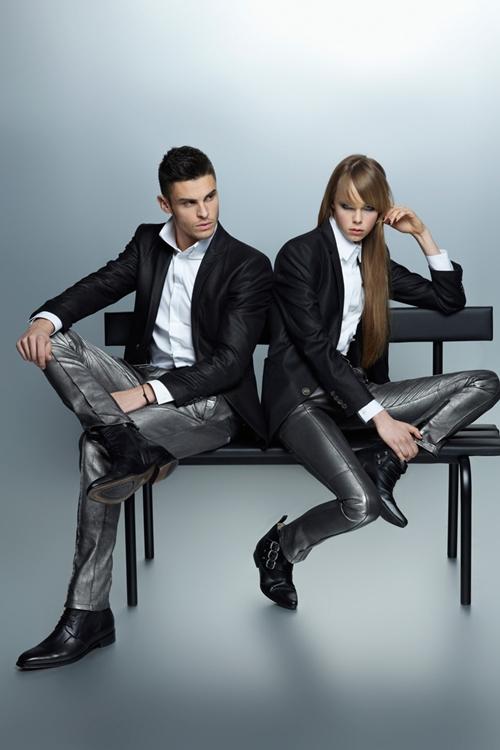 Karl Lagerfeld Jesień/Zima 2012