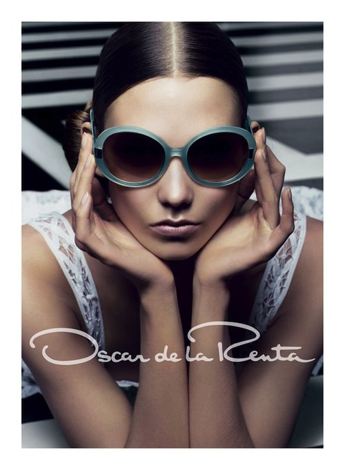 Karlie Kloss dla Oscara de la Renty (FOTO)