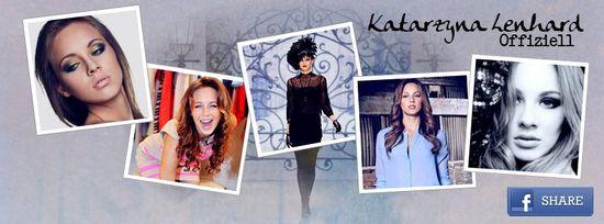 Kasia Lenhard zajęła czwarte miejsce w niemieckim Top Model