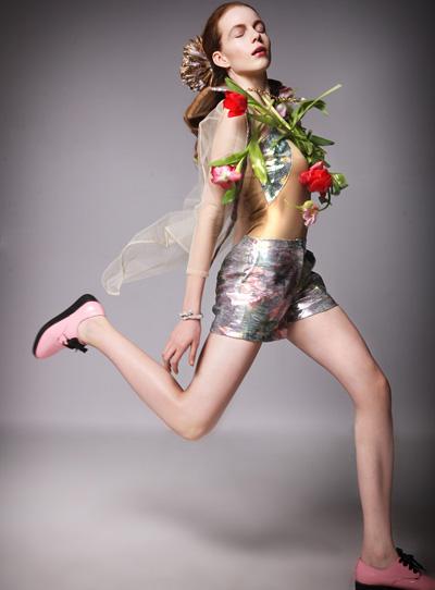 Kasia Krolak - kolekcja Spring Summer 2012 (FOTO)