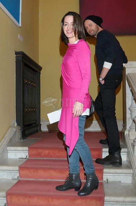 Katarzyna Maciąg w mocnym różu (FOTO)