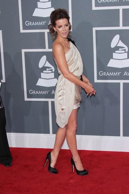 Kate Beckinsale Gwiazdy na gali Grammy