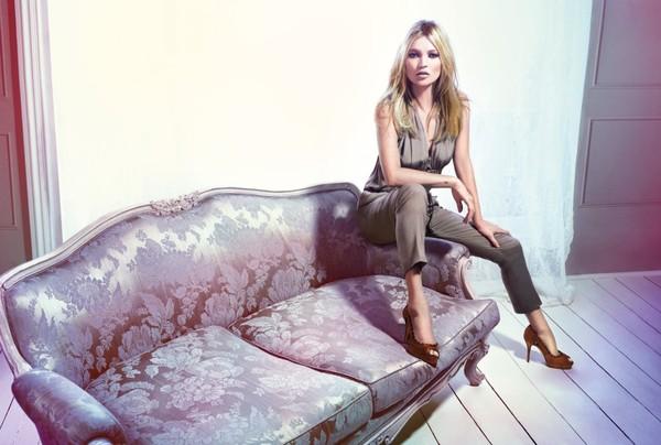 Kate Moss ponownie dla Liu Jo (FOTO)