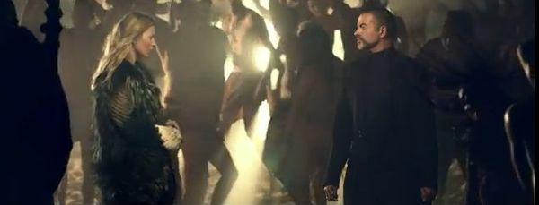 Kate Moss w teledysku George'a Michaela (VIDEO)