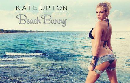 Kate Upton i jej autorska linia kostiumów kąpielowych (FOTO)