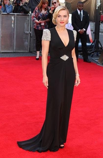 Najlepiej ubrane tygodnia/Kate Winslet