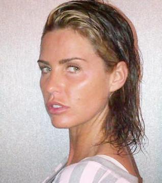 Katie Price zrezygnowała z przedłużanych kosmyków (FOTO)