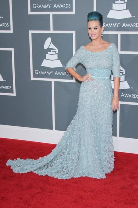 Katy Perry Gwiazdy na gali Grammy