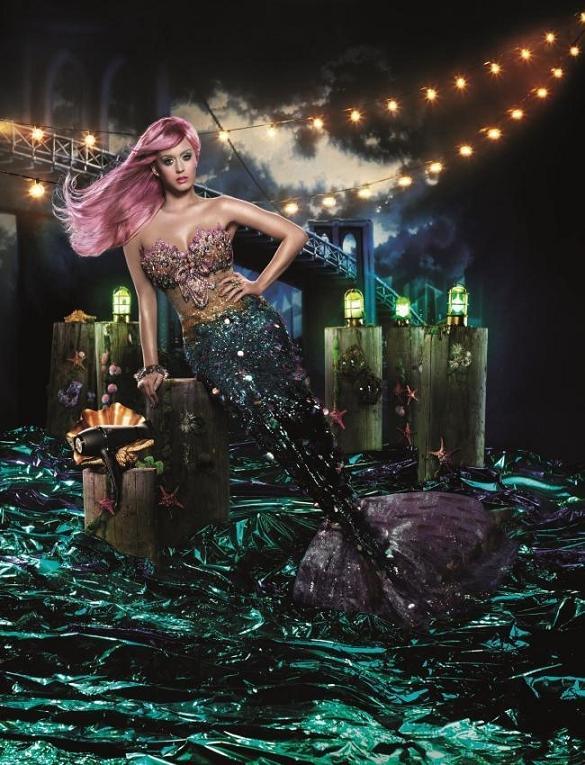 Katy Perry ponownie dla GHD