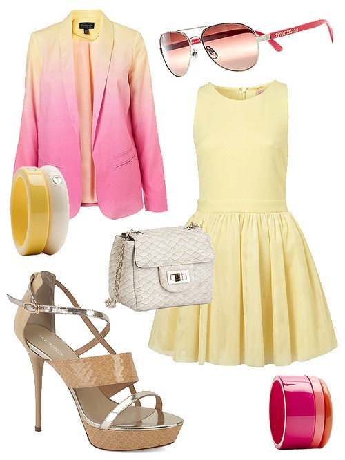 Moda na pastele trwa: 9 stylizacji