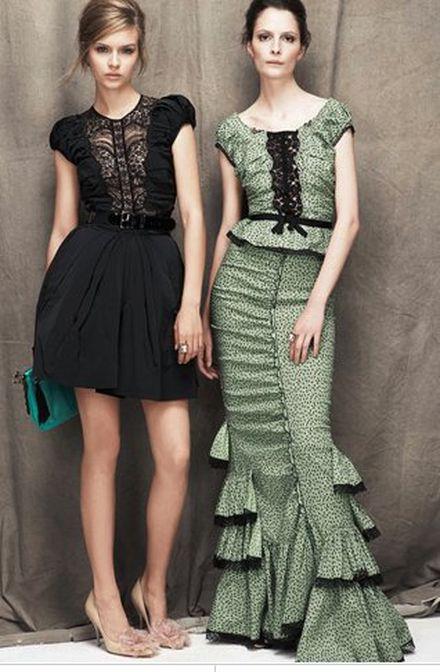 Keira Knightley w sukience Niny Ricci (FOTO)