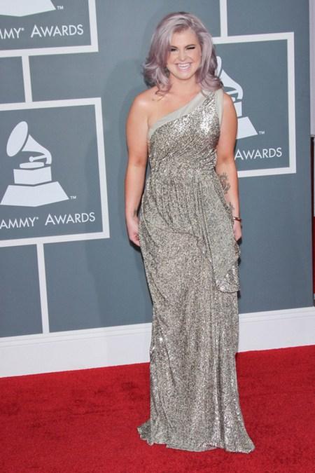 Kelly Osbourne Gwiazdy na gali Grammy