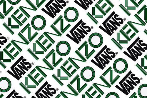 Kenzo i Vans połączyły siły (FOTO)
