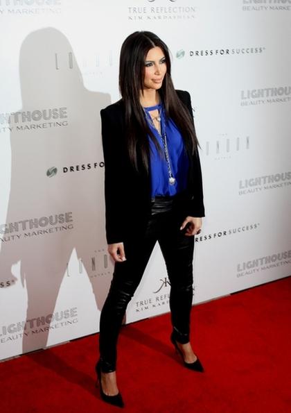 Najlepiej ubrane tygodnia/Kim Kardashian