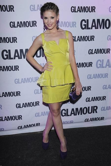 Kreacje gwiazd na gali Kobieta Glamour (FOTO)/Klaudia Halejcio