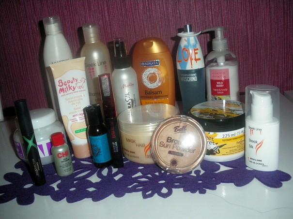Wasze kosmetyczki: Kinga