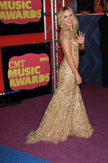 Kristen Bell w Reem Acra (FOTO)