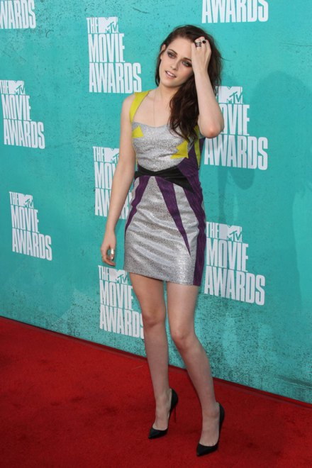 Kreacje na MTV Movie Awards (FOTO)/Kristen Stewart