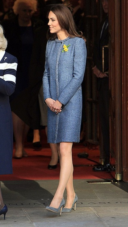 Księżna Catherine w Missoni (FOTO)