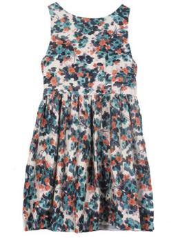 Keira Knightley w romantycznej sukience Wren