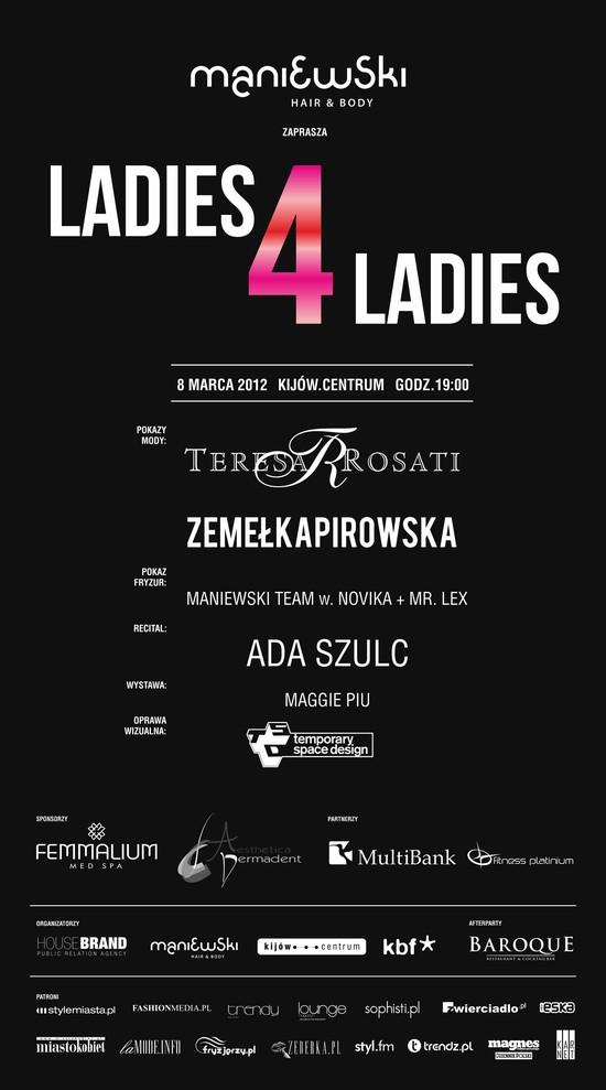 Ladies 4 Ladies