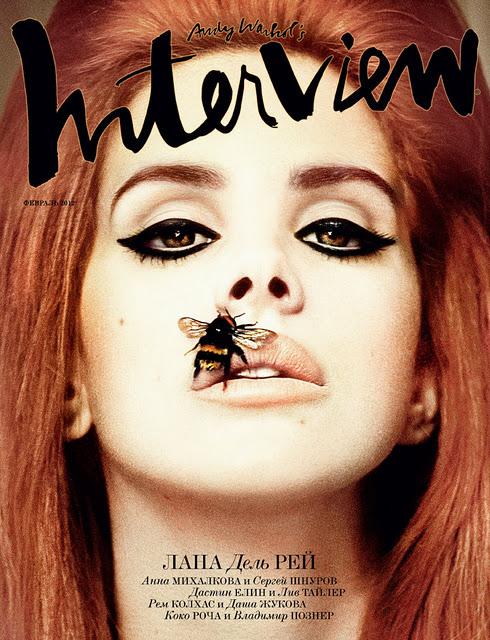Lana Del Rey na okładce Vogue'a!