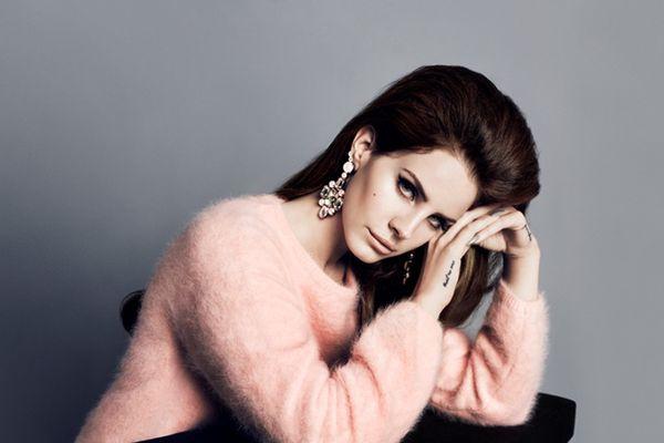 Lana Del Rey nową twarzą H&M