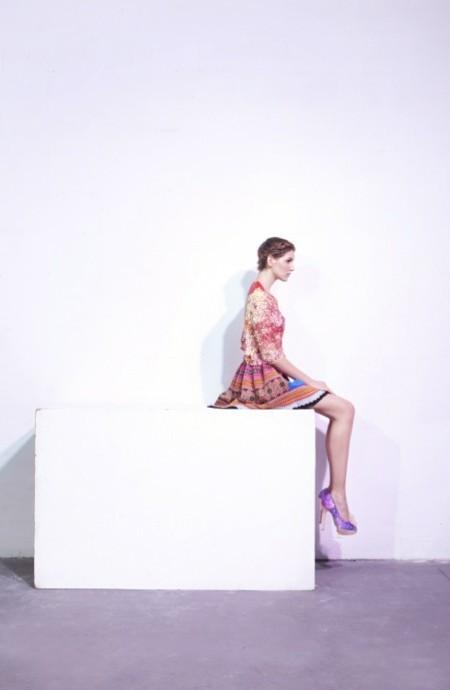 Lana Nguyen - jesień/zima 2012/2013