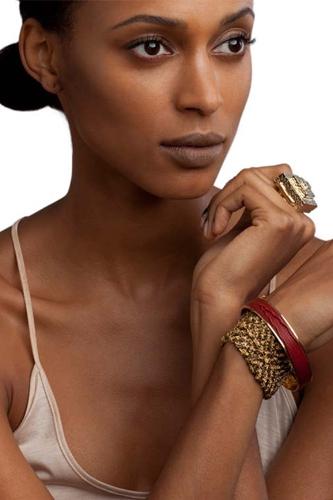 Awangardowa biżuteria RED by Langoliers