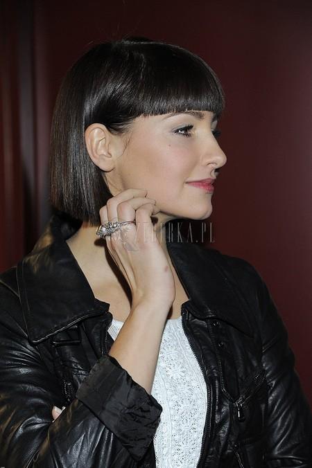 Krótka fryzura Laury Samojłowicz (FOTO)
