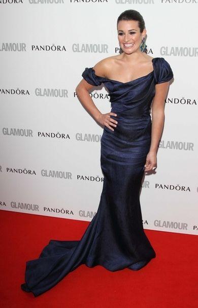 Lea Michele w sukni od Zaca Posena (FOTO)