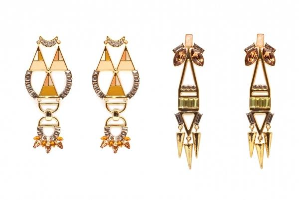 Biżuteria Lizzie Fortunato Jewels na wiosnę