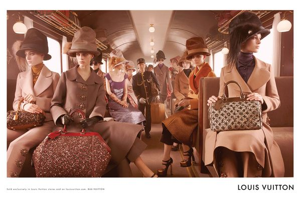 Louis Vuitton Jesień/Zima 2012/2013