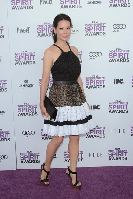Kreacje na Film Independent Spirit Awards (FOTO)