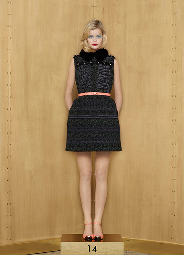 Louis Vuitton - Pre-Fall 2012