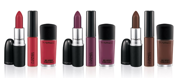 MAC Fashion Sets (FOTO)