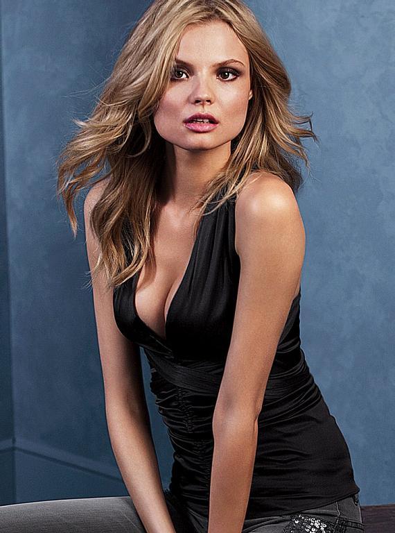 Magda Frąckowiak dla Victoria's Secret raz jeszcze